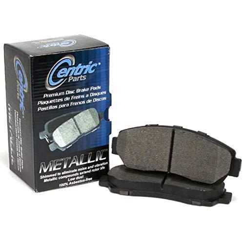 Centric 300.07681 Disc Brake Pad