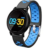 Bingo Smart Band/Bracelet F-4 Round Shape Colour Display with Heart Rate & Blood Pressure Monitor