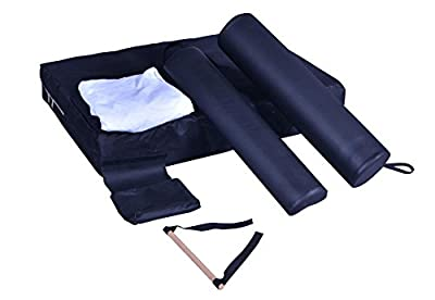 "30"" Wide 2"" Pad Folding Portable Massage Table"