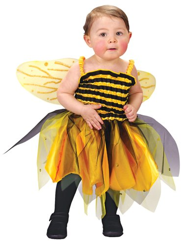 [Baby Bee Infant Costume] (Bee Toddler Costumes)
