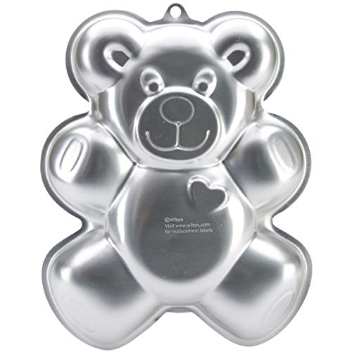 Wilton First Birthday Cake Pan, Kids 3D Number One Cake Pan by Wilton (Image #1)