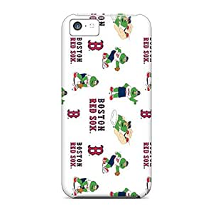 Iphone Case - Tpu Case Protective For Iphone 5c- Boston Red Sox