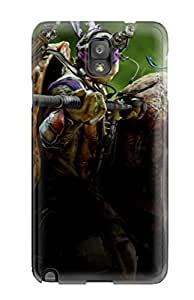 QETchlw1749tRjGd Tpu Case Skin Protector For Galaxy Note 3 Teenage Mutant Ninja Turtles With Nice Appearance