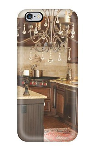 andreyle-oywvcqq2287dpeix-case-cover-skin-for-iphone-5c-traditional-kitchen-with-viking-range-amp-ho
