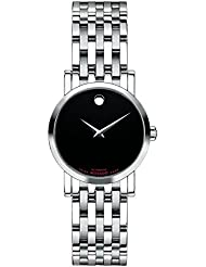 606107 Movado Red Label Automatic Ladies Watch