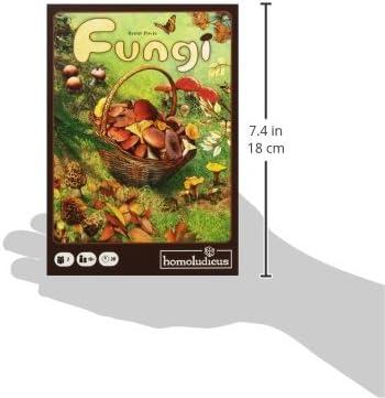 Homoludicus Juego de Estrategia Fungi: Amazon.es: Juguetes y juegos