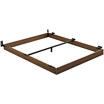 Amazon Com Zinus 5 Inch Wood Bed Frame For Box Spring
