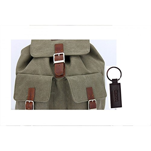 Charmoni Men's Shoulder Charmoni Khaki Shoulder Men's Bag Bag z5x6xp7