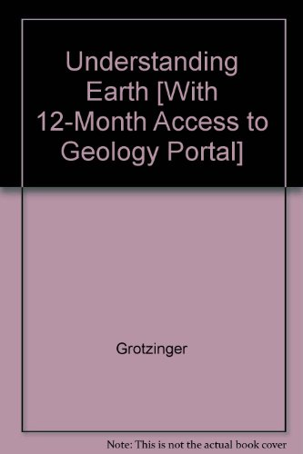 Understanding Earth, 5th Ed + Geoportal Access Card
