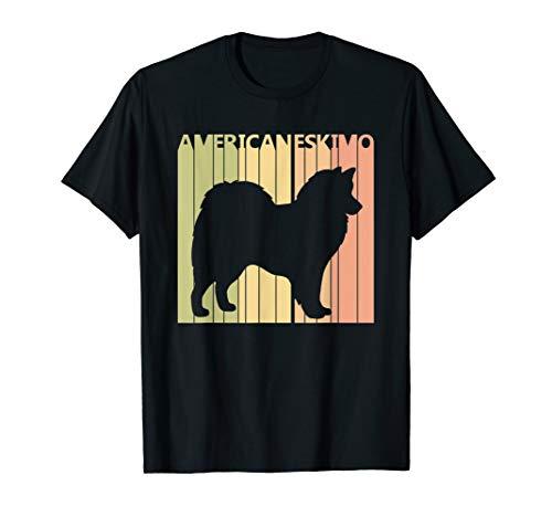 American Eskimo Shirt Gift For Dog Mom & Dad -