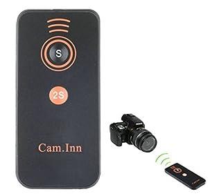Cam.Inn Timer Remote Control IR Wireless Shutter Release for Sony Canon Nikon DSLR Camera Accessories