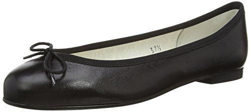French Sole Henrietta Lether - Bailarinas Mujer Negro