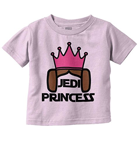 Princess Light Side Star Force Sci-Fi Nerd Toddler Infant T