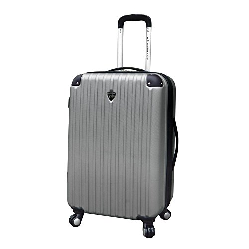 travelers-club-luggage-chicago-24-inch-hardside-expandable-spinner-suitcase-silver-one-size