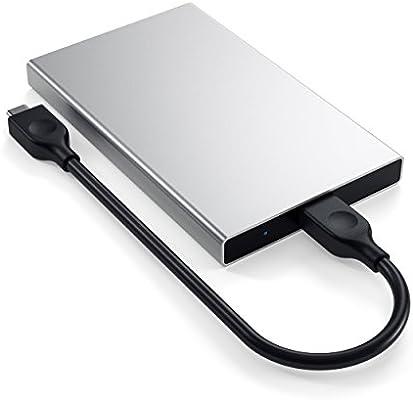 SATECHI Carcasa para Disco Duro Externo Tipo-C: Amazon.es: Electrónica