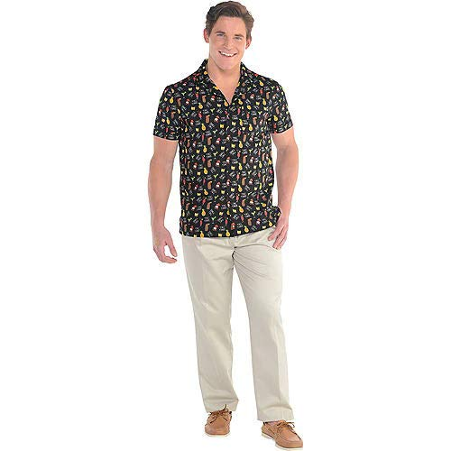HollyDel Tiki Time Hawaiian Shirt Best Summer Party appareal