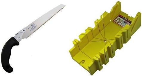 替刃式鋸一般木材用 2x4用マイターボックス セット