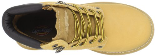 Dickies Hombres Raider Steel-toe Work Shoe Wheat