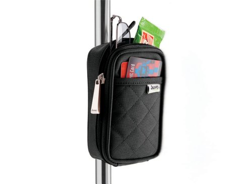 Juvo Products CW201 Cane Caddy, Black, Bags Central