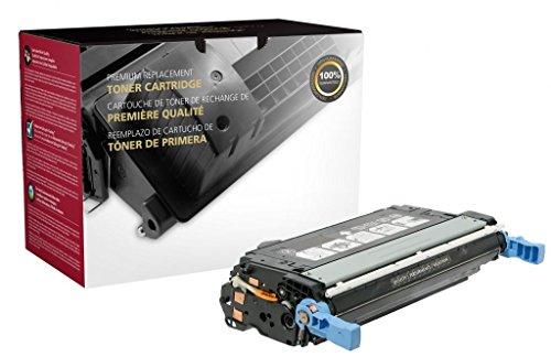 WPP 115527P Remanufactured Black Toner Cartridge for HP 642A (002 Premium Toner Cartridge)