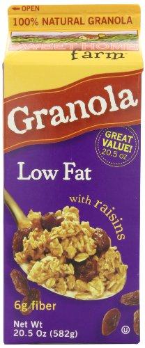 Low Fat Oatmeal Raisin - 9