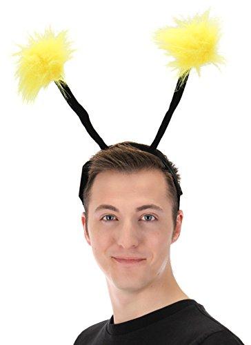 Travel Bug Halloween (elope Festival Light-Up Yellow Antennae Ears)
