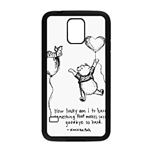 Unique Disigned Phone Case With Winnie the Pooh Image For Samsung Galaxy S5