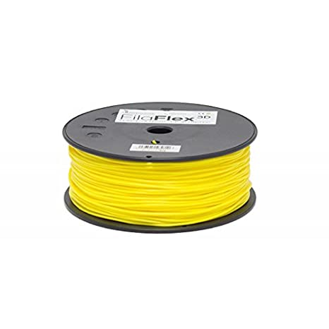 Filaflex 1.75 mm 500gr Yellow: Amazon.es: Industria, empresas y ...