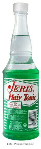 Hair Tonic with Oil from Jeris [14 oz.] 6pack