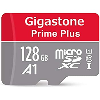Amazon.com: Gigastone Micro SD Card 128GB Micro SDXC A1 V30 ...
