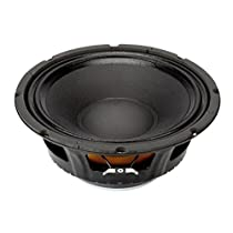 P-Audio E10600CA 10-Inch 600-Watt Full Range Mid Bass Woofer