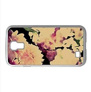 Sakura Watercolor style Cover Samsung Galaxy S4 I9500 Case (Spring Watercolor style Cover Samsung Galaxy S4 I9500 Case)