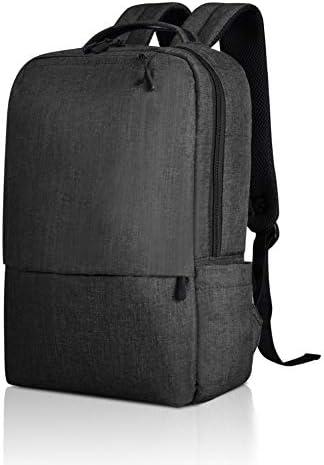 How.R.U Schulrucksack für Damen und Herren, Schultertasche Studenten Rucksack Teenager Schultasche Daypacks, Wasserabweisend Laptop Rucksack, für Outdoor, Freizeit, Reiser und Arbeit - blau