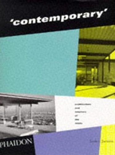 Cheap  Contemporary: Architecture and Interiors of the 1950s