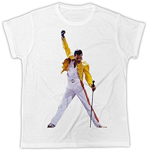 Mercury Freddie Unisex Divertente Regalo shirt Mic Designer T Bella 6RxRzqHd