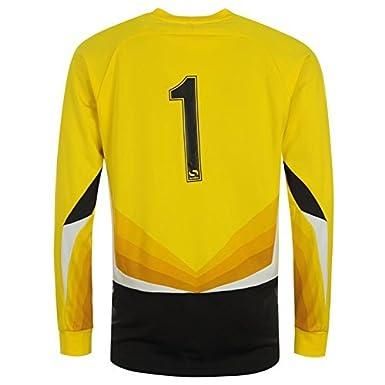 Sondico Diseño de los Boca Core Kids de Portero de fútbol de balón de fútbol  T-Camiseta de Manga Corta en la Parte Superior y de Manga Larga para Cuello  ... 51ec9c010dd48