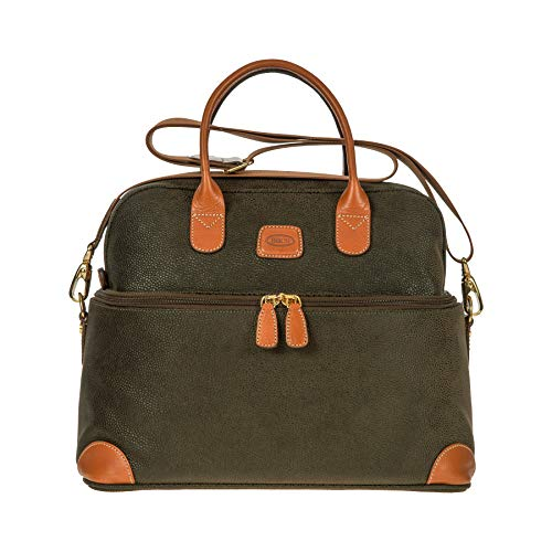 Bric's Luggage Life Tuscan Cosmetic Case, Olive, One Size