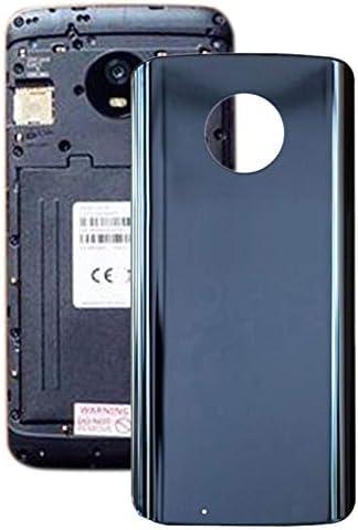 YANCAI Repuestos para Smartphone Tapa Trasera para batería para Motorola Moto G6 (Azul) Flex Cable (Color : Blue): Amazon.es: Electrónica