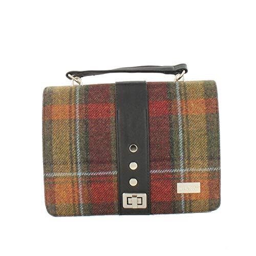 Amazon.com: Mucros Weavers – Bolso de mano para mujer ...