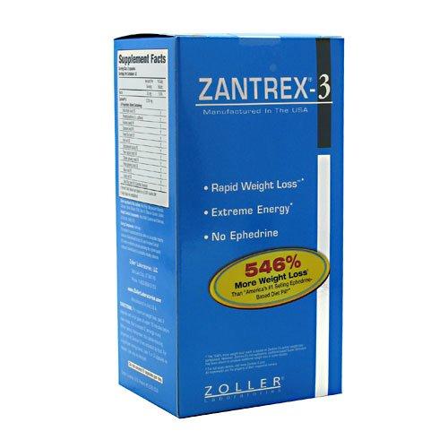 Recherche fondamentale Zantrex-3
