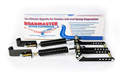 Roadmaster Active Suspension 3611-SLHD 2011-2015 2WD Ford F-250 & F-350 Pickup Suspension Kit with Overload Spring