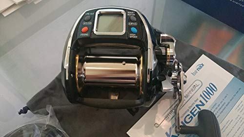 (Banax Kaigen 1000 Electric Reel with Warranty)