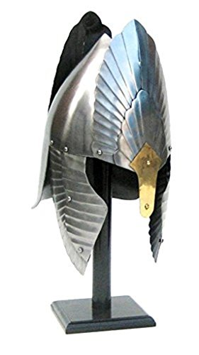 Real Simple.A HANDTOOLED Lord of The Rings Armor Helmet!! ()