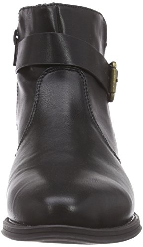 Bruno Banani Booty - botas de material sintético mujer negro - Schwarz (Black 008)