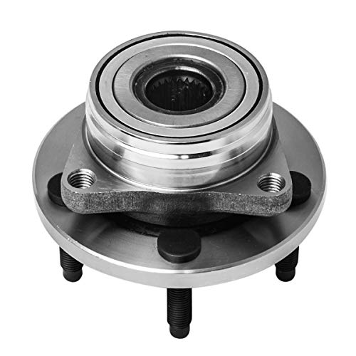 - Front Wheel Hub and Bearing Assembly Left or Right Compatible Ford Taurus Lincoln Continental Mercury Sable AUQDD 513100 [ 5 Lug ]