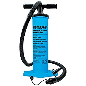 Kangaroo's Air Pump, Inflatable Pool Pump, Mattress Pump, Hand Pump