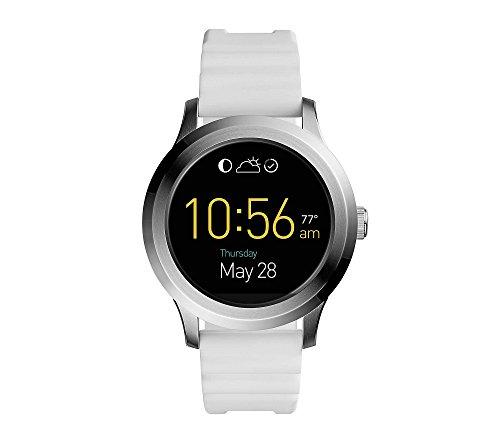 Fossil Gen 2 Smartwatch - Q Founder White Silicone