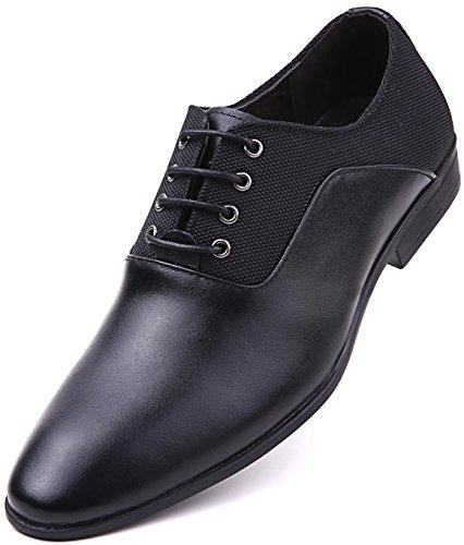 Marino Oxford Zapatos De Vestir Para Hombres Zapatos De Cuero ...