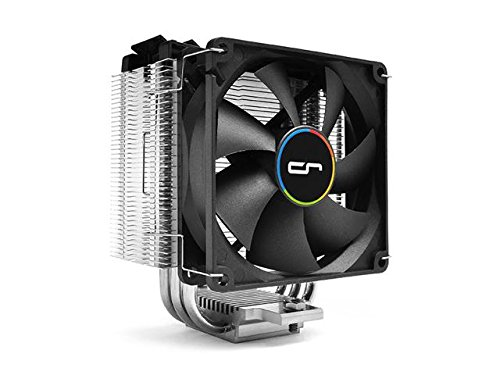 CRYORIG M9a Mini Tower Cooler for AMD AM4 Ryzen Compatible. ($18.99 Limited time Offer, While Stocks Last!) (Cryorig M9i Mini Tower Cooler For Intel Cpu)