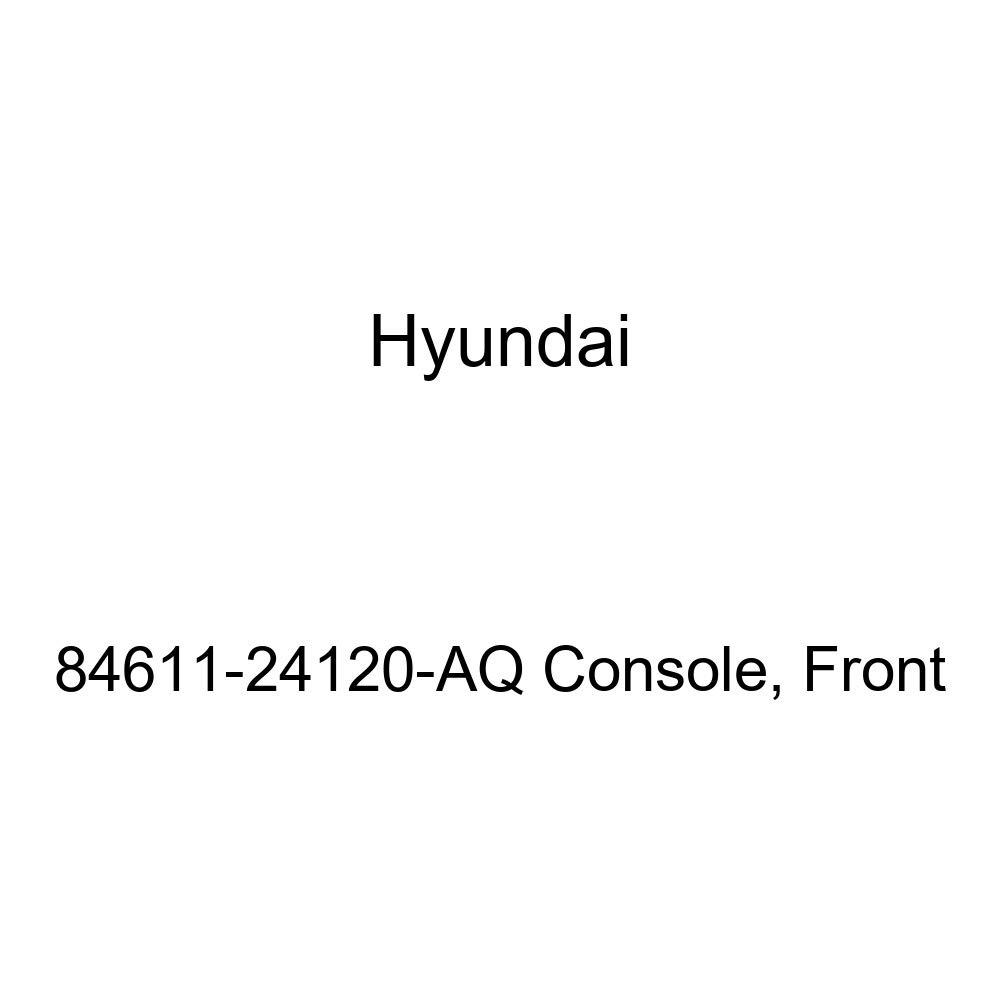 Front Genuine Hyundai 84611-24120-AQ Console